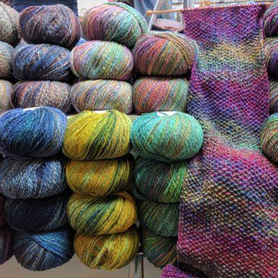 Marmel cotton yarn